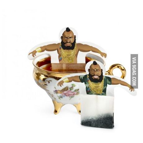 Mr Tea Bag