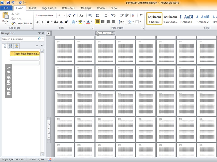 Fell asleep on keyboard and woke up with 1000+ pages of z.