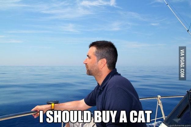 Pondering Boat Owner