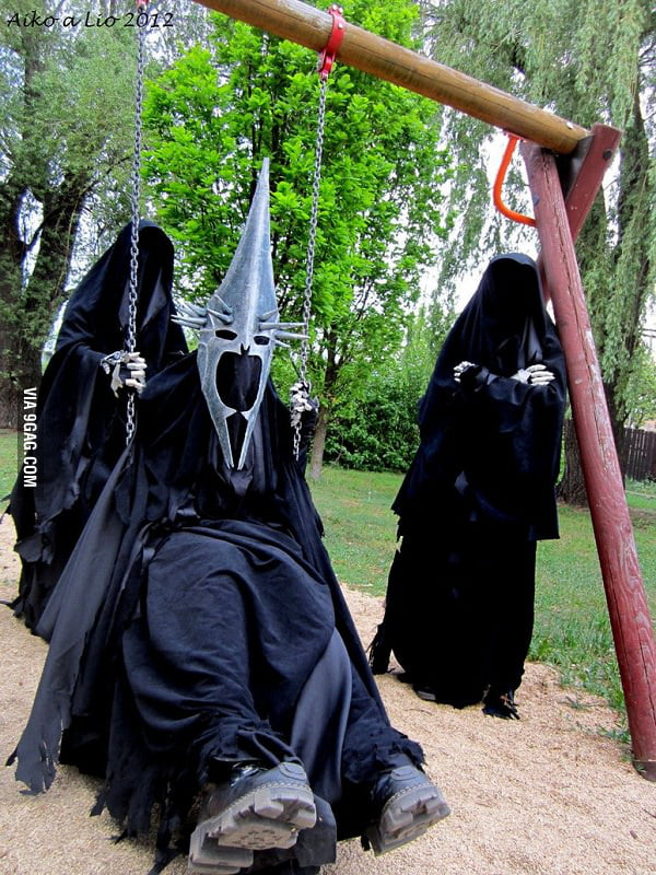 Meanwhile, in mordor