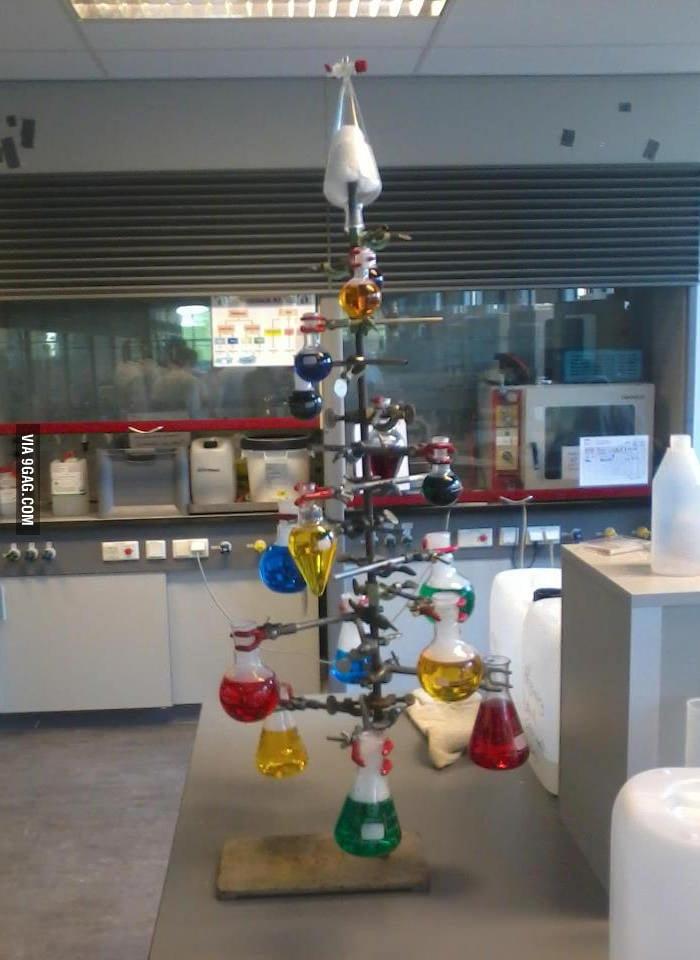 True Chemistree.