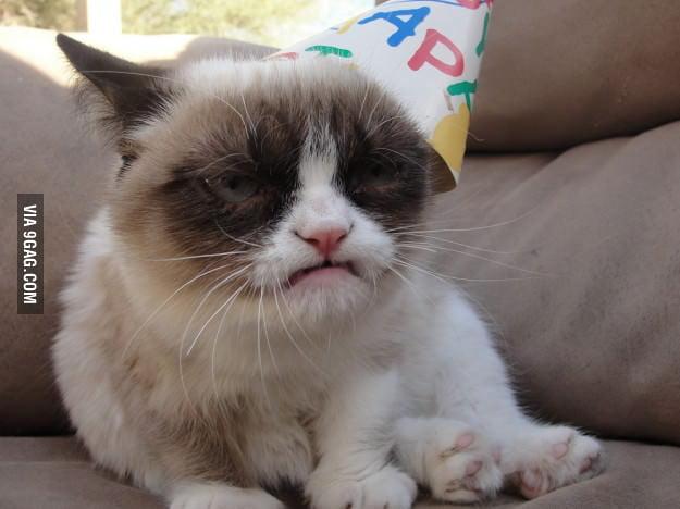 Happy Birthday ! F**k you.