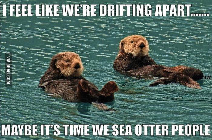 Drifting Apart