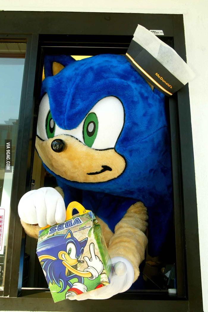 Sonic burgers.
