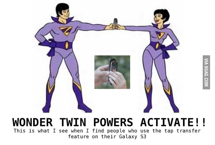 Wonder TwinS3 Powers Activate!