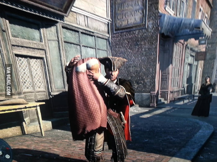 Ass-assin's Creed 3