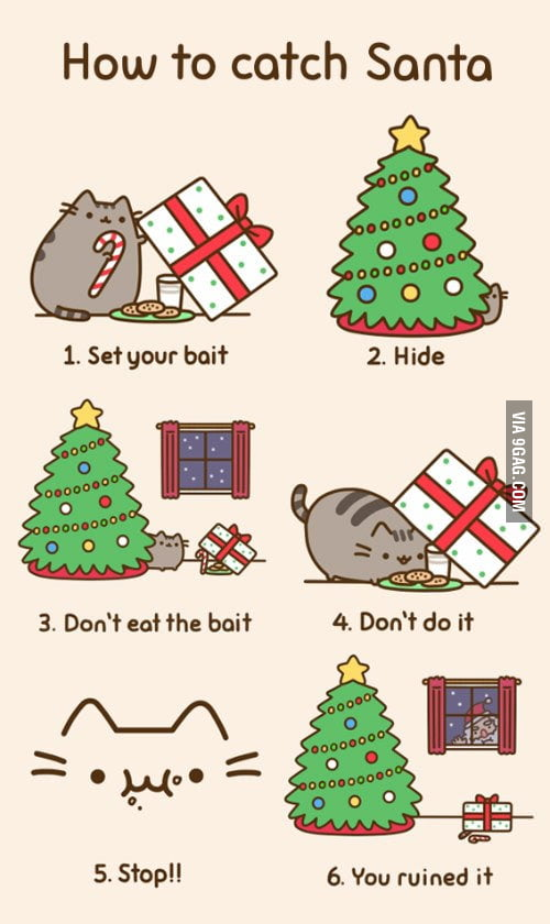 How to catch Santa