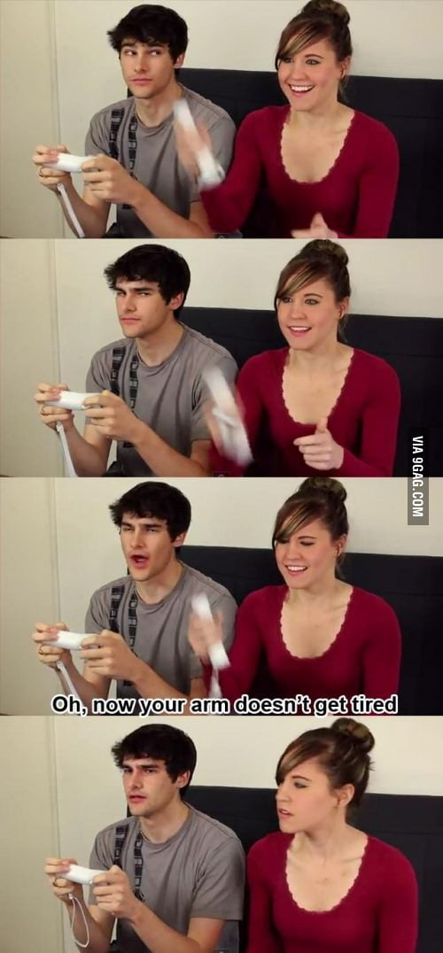 Gamer girlfriend