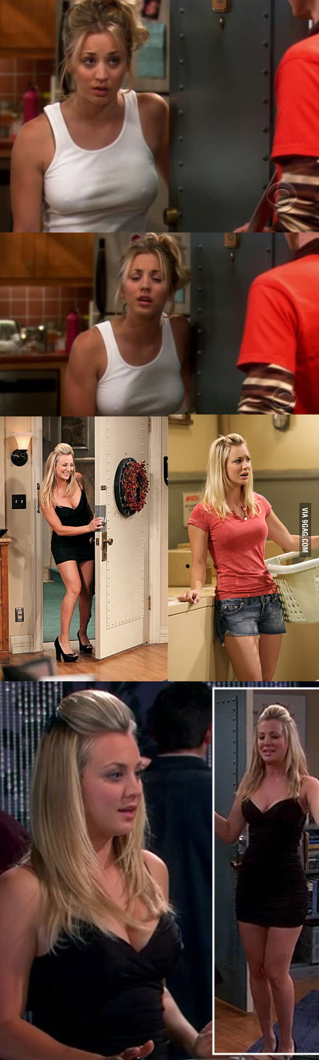 Penny one of the reason I watch The Big Bang Theory
