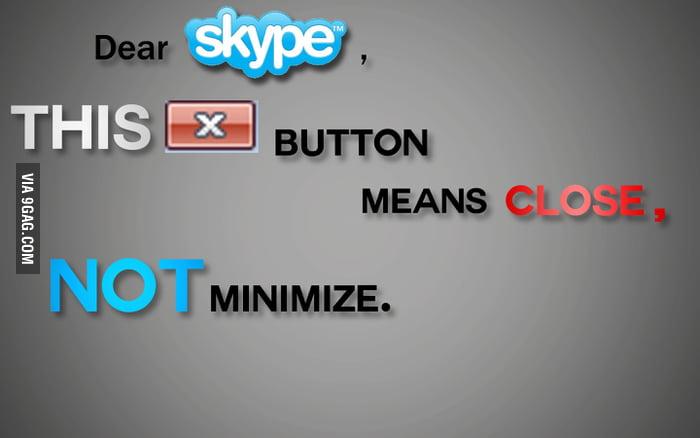 Skype Logic