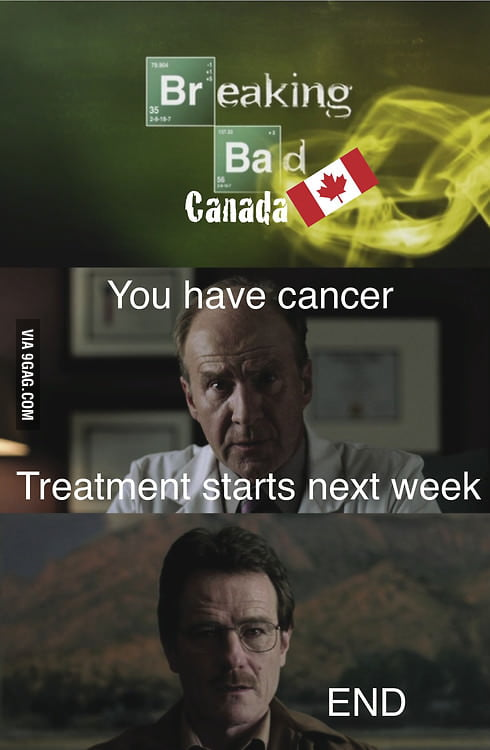 Breaking Bad Canada