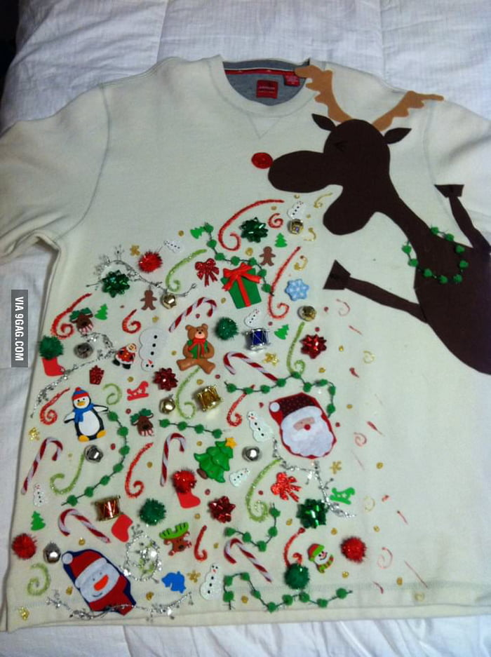 Best Christmas Sweater Ever!