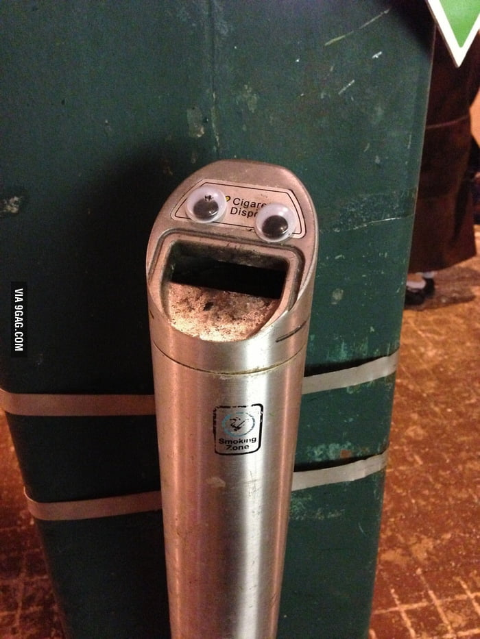 This little guy has a really dirty mouth.