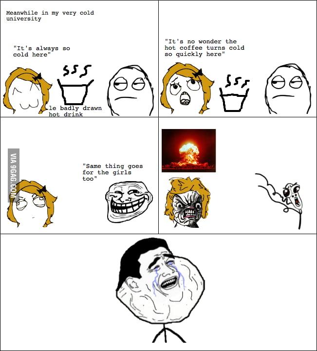 University troll
