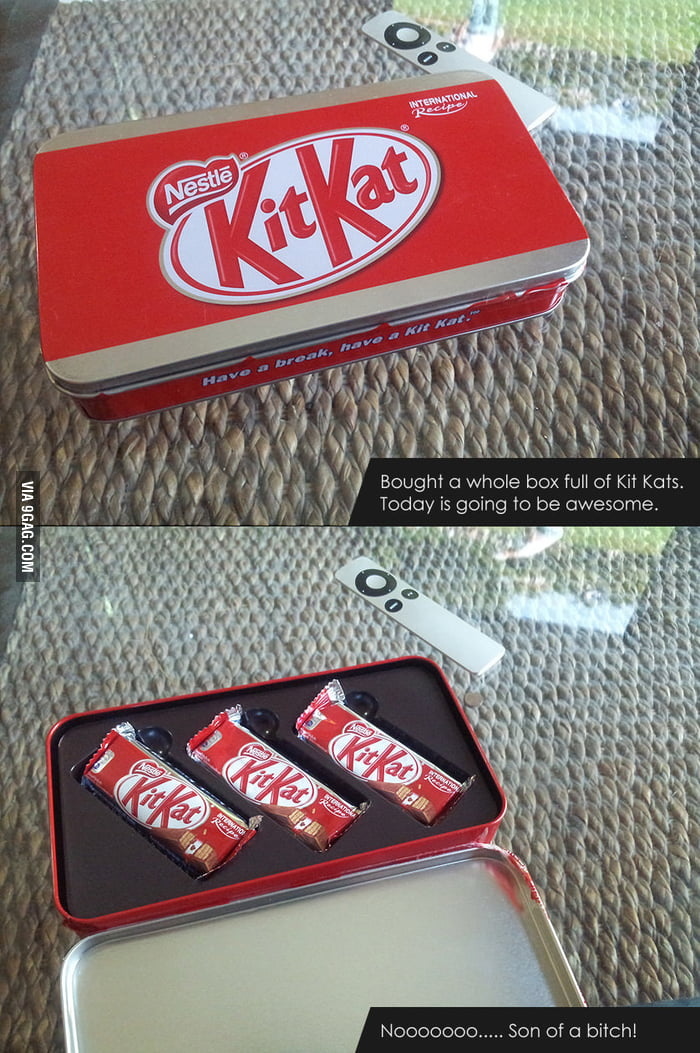 Really Kit Kat? Really?