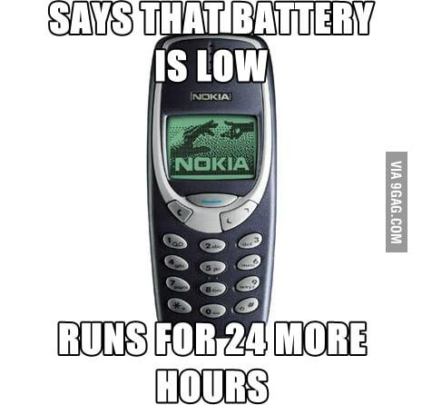 Good guy Nokia 3310