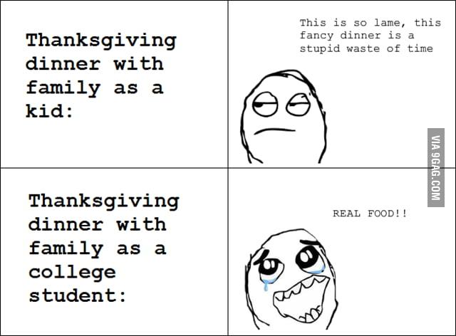 Or Christmas dinner