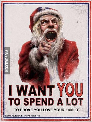 Every f****** December