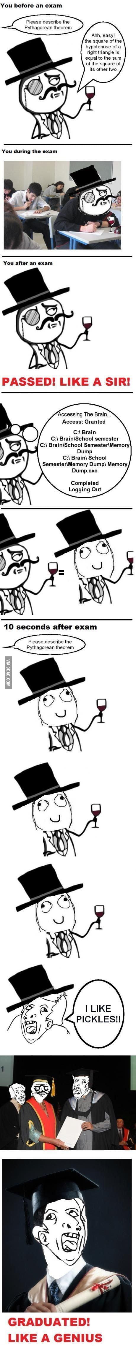 Like a genius