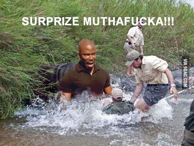 Surprise Muthafuka