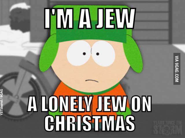 Jews on Xmas