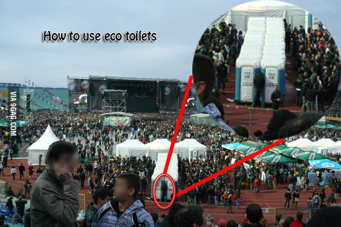 How to use eco toilets