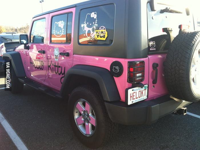 I heard you like Hello Kitty.