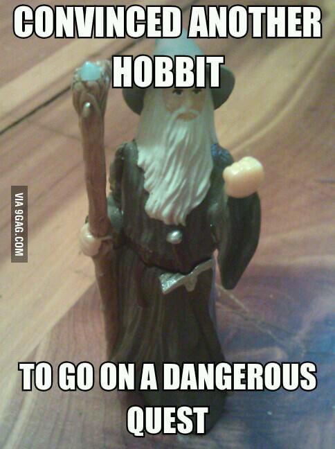 Success Gandalf