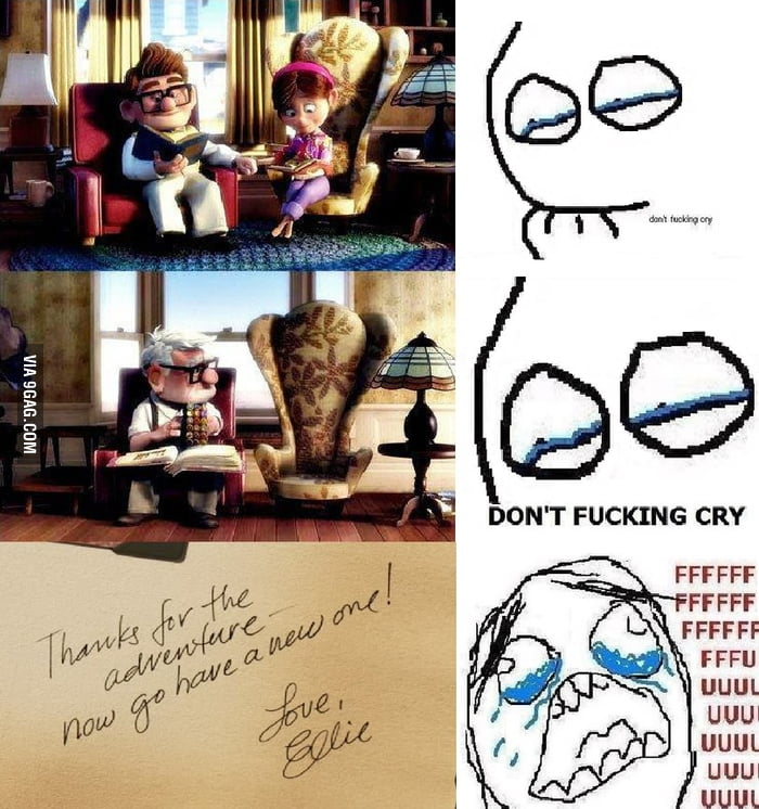 Everytime I watch UP