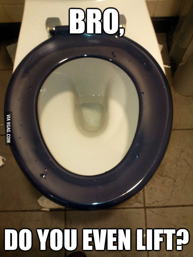 To the last person who used the stall in a public bathroom for Bathroom 9gag