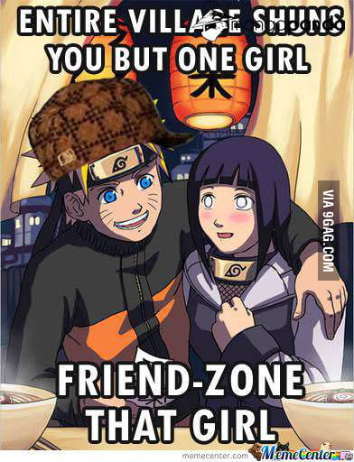The only guy who friendzones