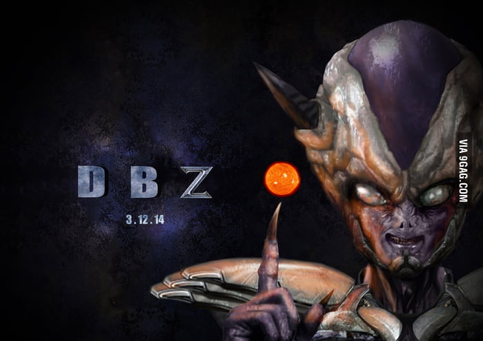 Frieza in new Dragonball Movie 2014