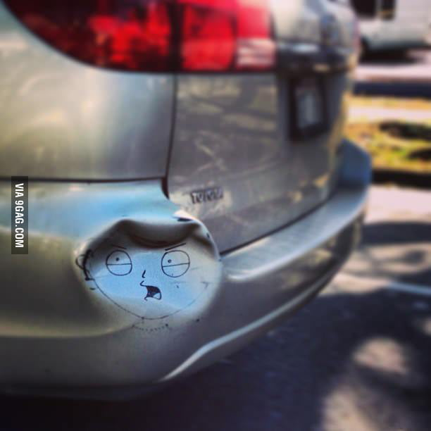 Best way to deal with a dent on your car.