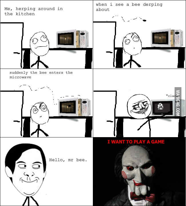 """""""Saw"""" moment in real life."""