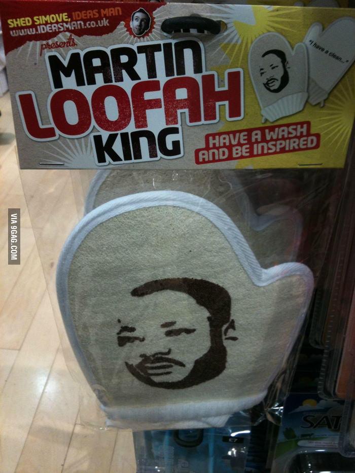 Martin Loofah King