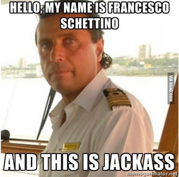 Jackass!