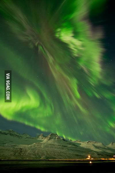 Yesterday in Iceland