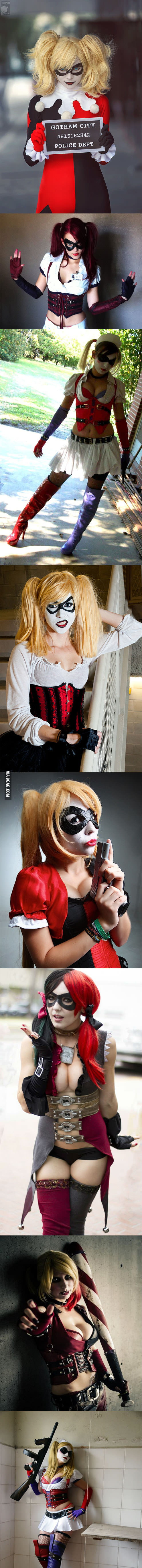 Harley Quinn in reality