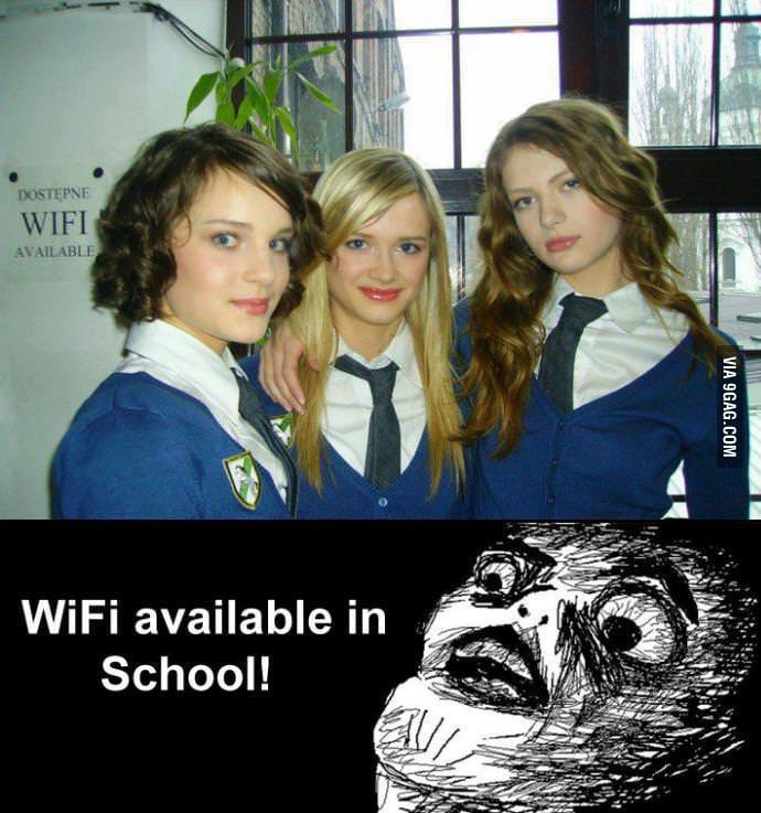 WiFi in School?