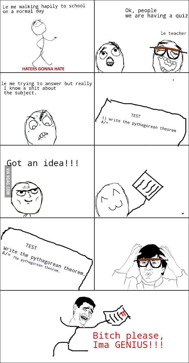 B*tch Please Ima Genius