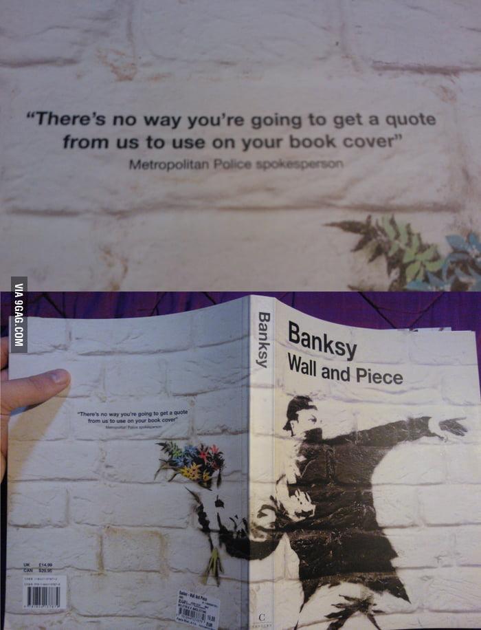 Banksy at his best