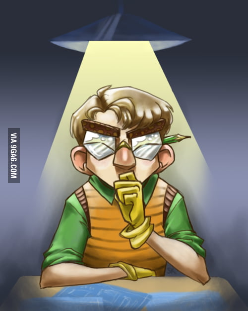 human bentley - from sly cooper - 9gag
