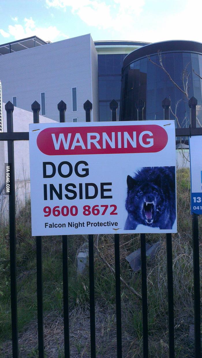 Looks like insanity wolf got a job.