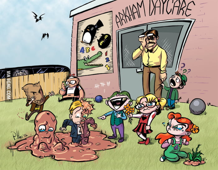 Arkham Day-Care