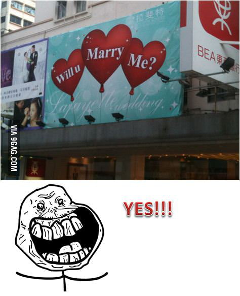 Forever Alone Guy Is Getting Married!