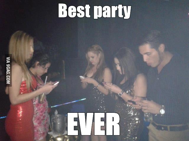 Party hard woooo!