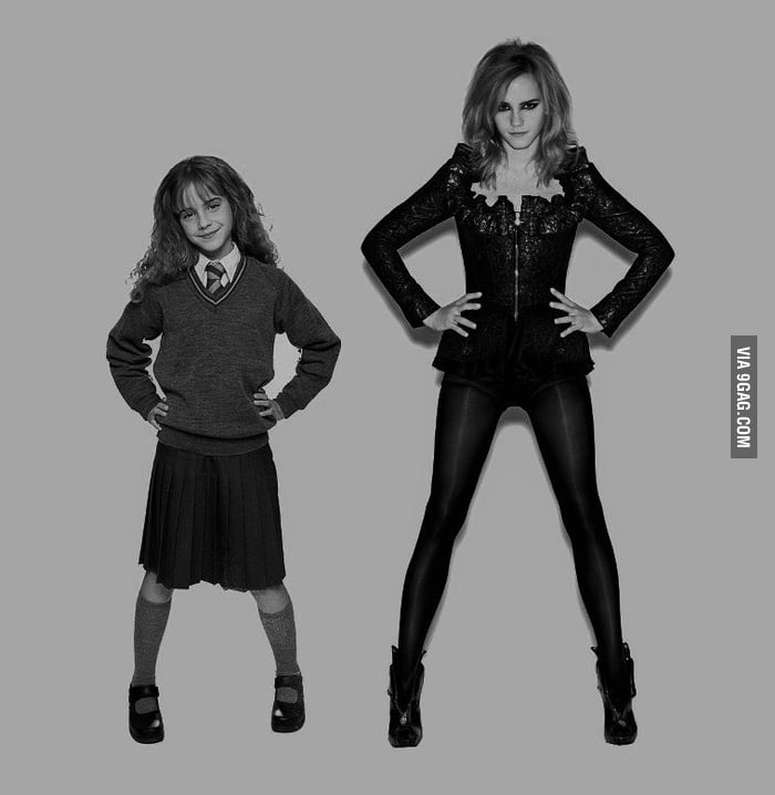 Puberty did it right, again!