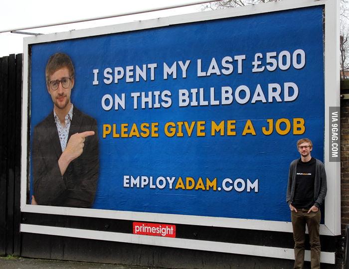 Creative Job Hunting