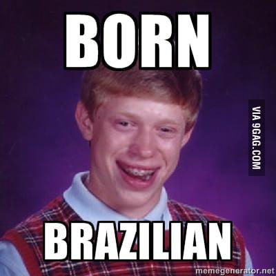 Bad luck samba
