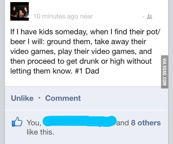 If I have kids someday...